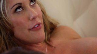 Moms Teach Sex – Mom seduces her virgin stepson